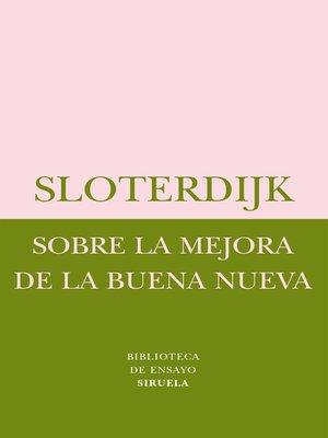 cover image of Sobre la mejora de la Buena Nueva