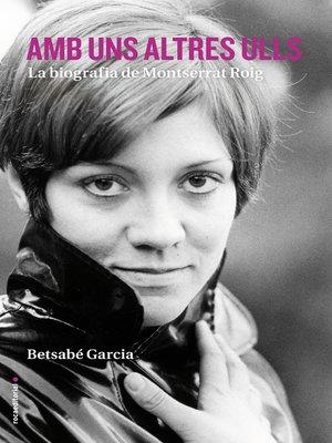 cover image of Amb uns altres ulls