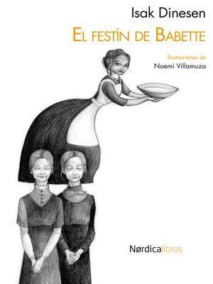 cover image of El festín de Babett