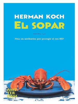 cover image of El sopar