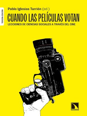 cover image of Cuando las películas votan