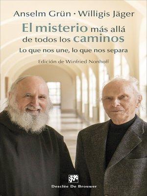cover image of El misterio más allá de todos los caminos