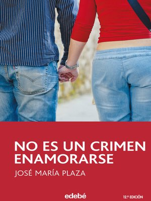 cover image of No es un crimen enamorarse