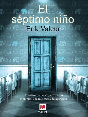 cover image of El séptimo niño