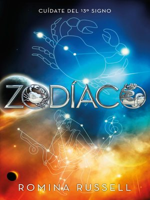 cover image of Zodíaco