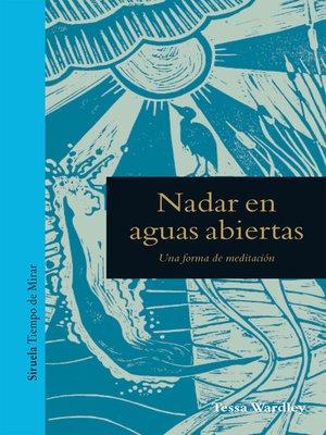 cover image of Nadar en aguas abiertas