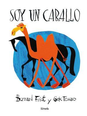 cover image of Soy un caballo