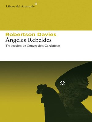 cover image of Ángeles rebeldes