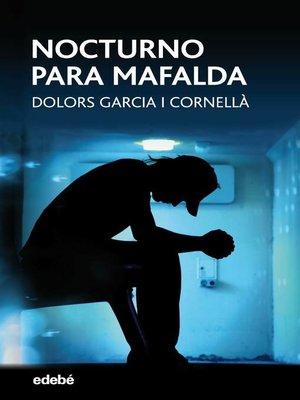 cover image of Nocturno para Mafalda
