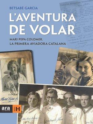 cover image of L'aventura de volar