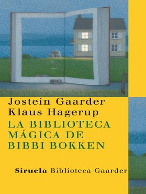 cover image of La biblioteca mágica de Bibbi Bokken