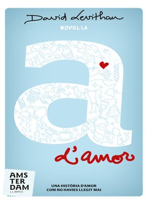 cover image of A d'amor