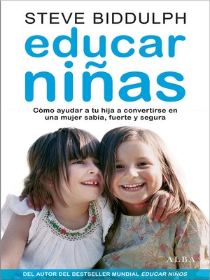 cover image of Educar niñas