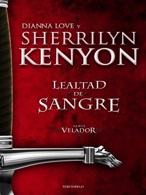 cover image of Lealtad de sangre