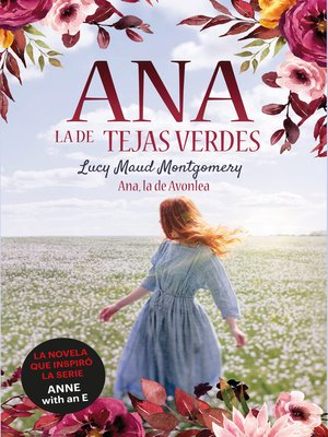 cover image of Ana, la de Avonlea