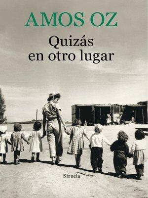 cover image of Quizás en otro lugar