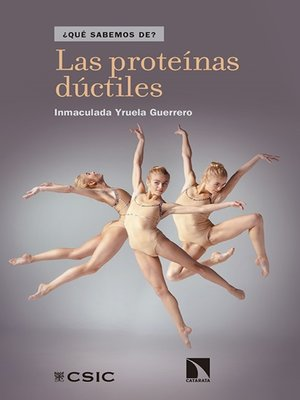 cover image of Las proteínas dúctiles