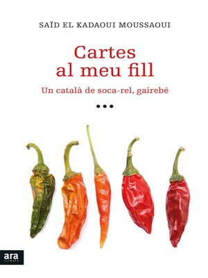 cover image of Cartes al meu fill