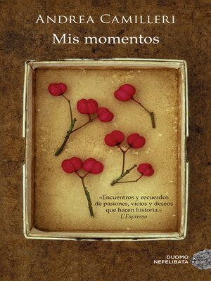 cover image of Mis momentos