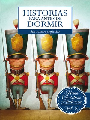 cover image of Historias para antes de dormir. Volume 2 Hans Christian Andersen