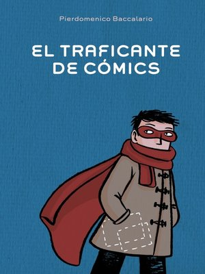 cover image of El traficante de cómics