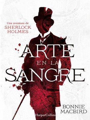 cover image of Arte en la sangre