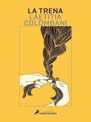 cover image of La trena