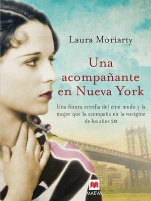 cover image of Una acompañante en Nueva York