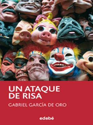 cover image of Un ataque de risa