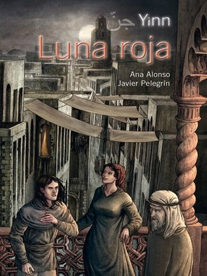 cover image of Yinn. Luna roja