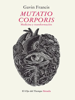 cover image of Mutatio corporis. Medicina y transformación