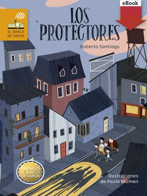cover image of Los Protectores