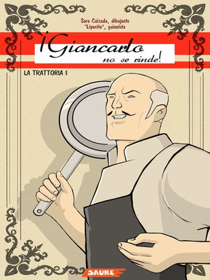 cover image of ¡Giancarlo no se rinde!