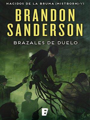 cover image of Brazales de duelo