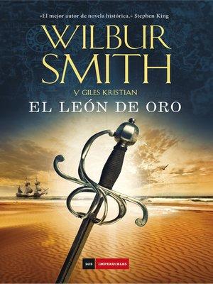 cover image of El león de oro