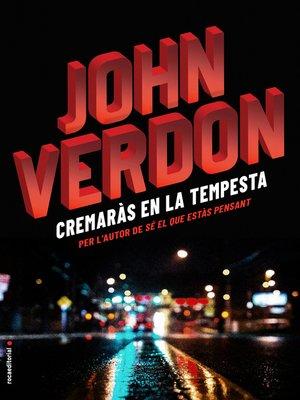 cover image of Cremaràs en la tempesta