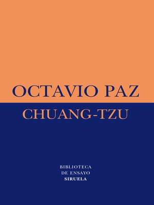 cover image of Chuang-tzu