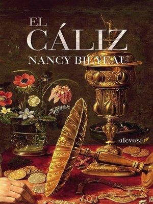 cover image of El cáliz