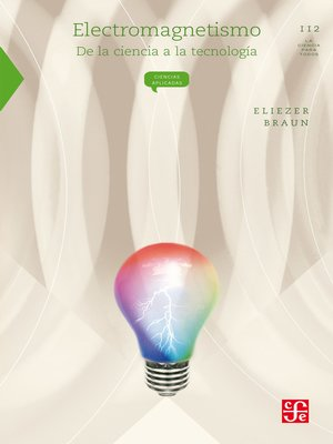 cover image of Electromagnetismo
