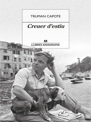 cover image of Creuer d'estiu
