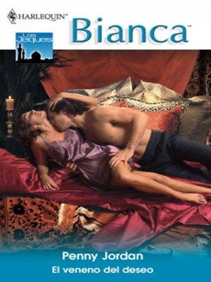 cover image of El veneno del deseo