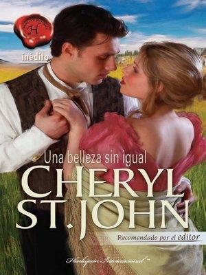 cover image of Una belleza sin igual
