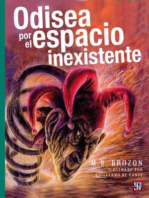 cover image of Odisea por el espacio inexistente