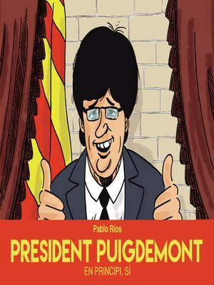 cover image of President Puigdemont