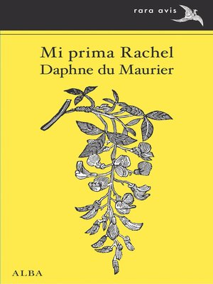 cover image of Mi prima Rachel