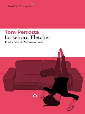 cover image of La señora Fletcher