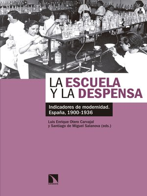 cover image of La escuela y la despensa