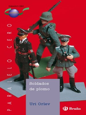 cover image of Soldados de plomo