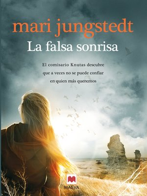 cover image of La falsa sonrisa