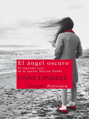 cover image of El ángel oscuro